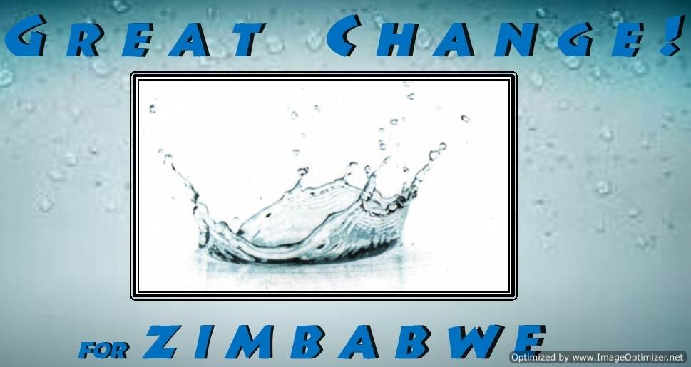 Great Change for Zimbabwe